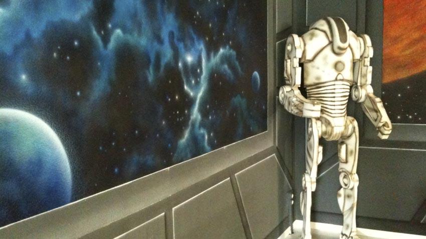 Investir dans un centre laser game