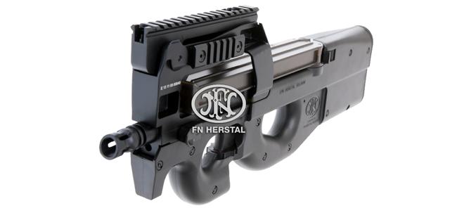 Armes de Lasergame basées sur le P90 FN