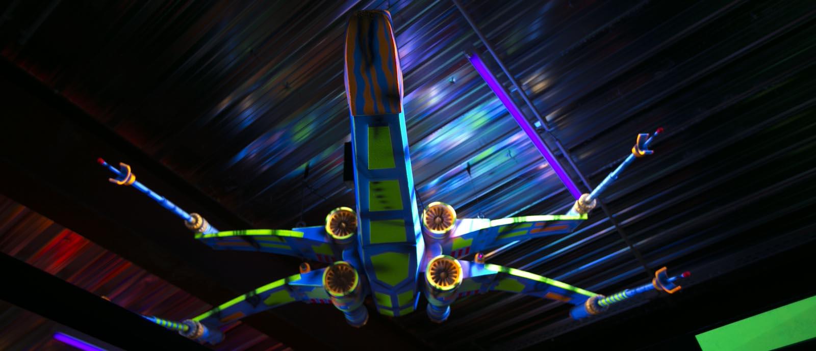 Fabricant de Lasergame Star wars sans franchise