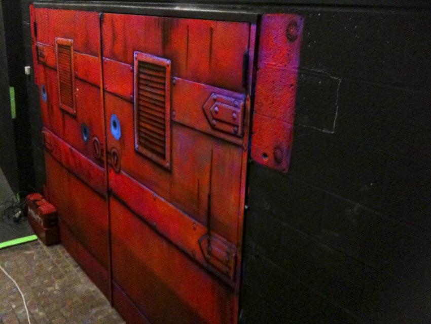 Créateur de laser game - Infrarouge et 100% Laser